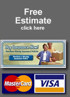 Hawaii Movers | Additional Insurance,  MasterCard.  Let Your Hawaii Office Moving company Akamai Movers assist you